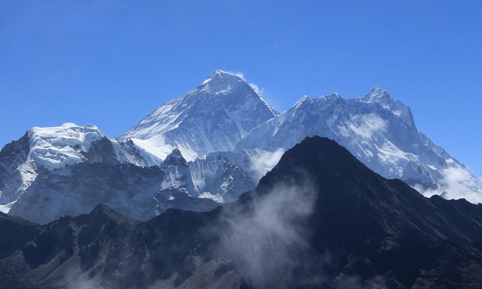 Nepal - top van de wereld
